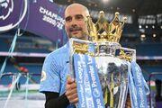 جایزه مربی فصل لیگ برتر انگلیس به پپ گواردیولا رسید