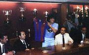 عکس| روزی که مارادونا گرانترین بازیکن جهان شد