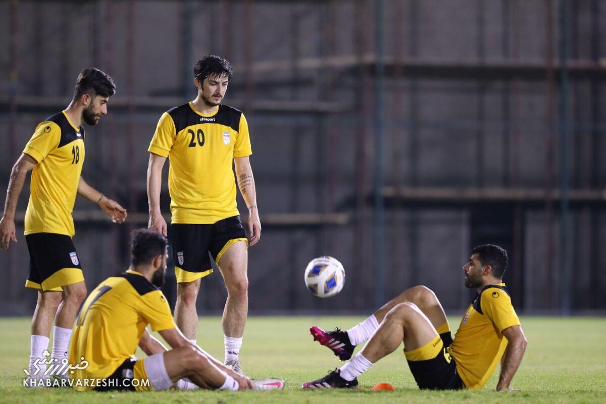 بحرینیها بازیکنان حریف ایران را زندانی کردند!/ کارشکنی مخفیانه میزبان