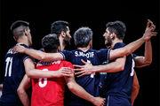 اقدام عجیب برای صرفهجویی در وقت/ مسابقات والیبال المپیک بدون سرود ملی!