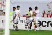 گزارش تصویری  برد شیرین تیم ملی مقابل بحرینیها