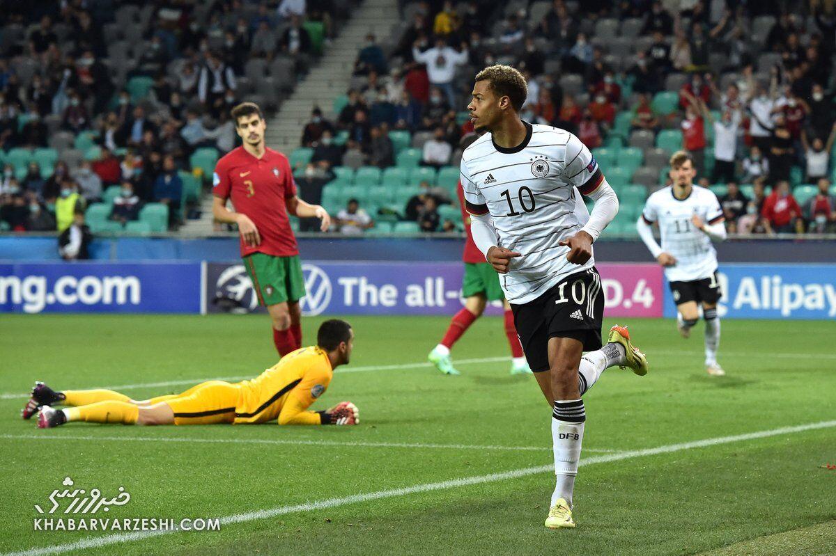آلمان - پرتغال؛ فینال یورو زیر 21 سالههای 2021