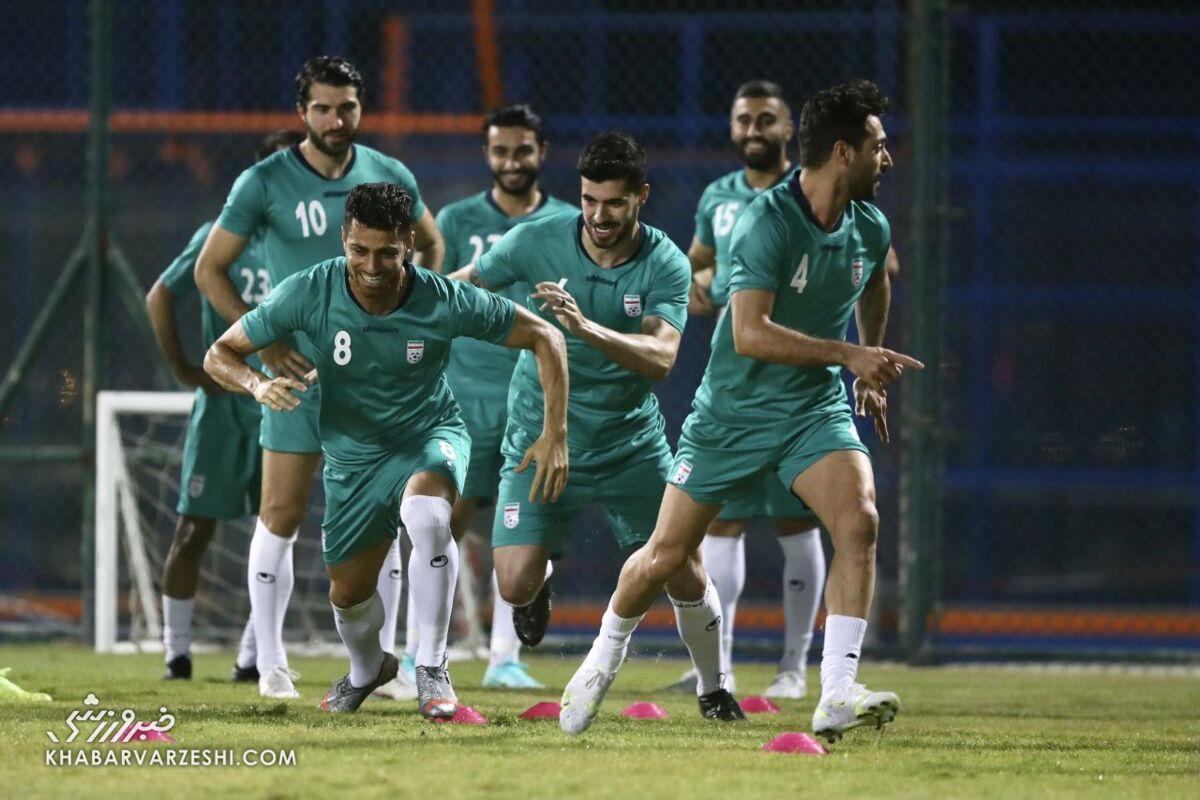 ۹۰ دقیقه پر التهاب در انتظار فوتبال ایران/ مساوی بلای جان است و شکست پایان رویای بزرگ