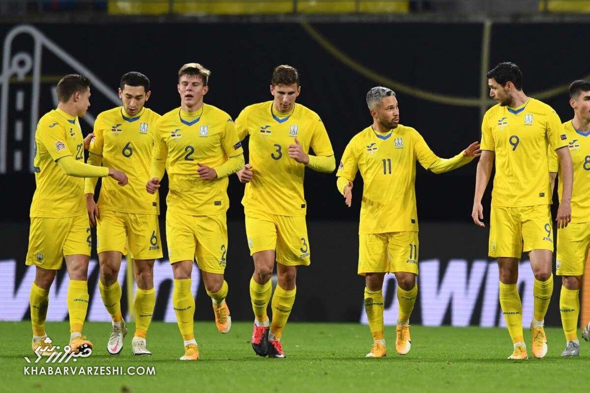 اوکراین (گروه C یورو 2020)