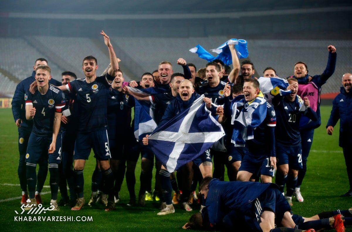 اسکاتلند (گروه D یورو 2020)