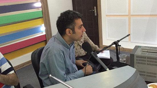 ویدیو| پخش صدای عادل فردوسی پور در برنامه فوتبال برتر شبکه سه