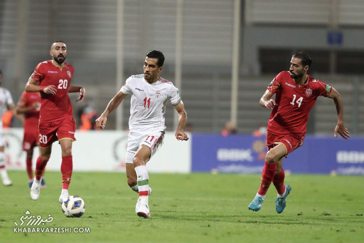 ستاره تیم ملی بازی با عراق را از دست داد