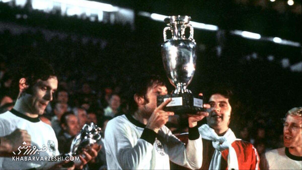 قهرمانان جام ملتهای اروپا (چکسلواکی - یورو 1976)