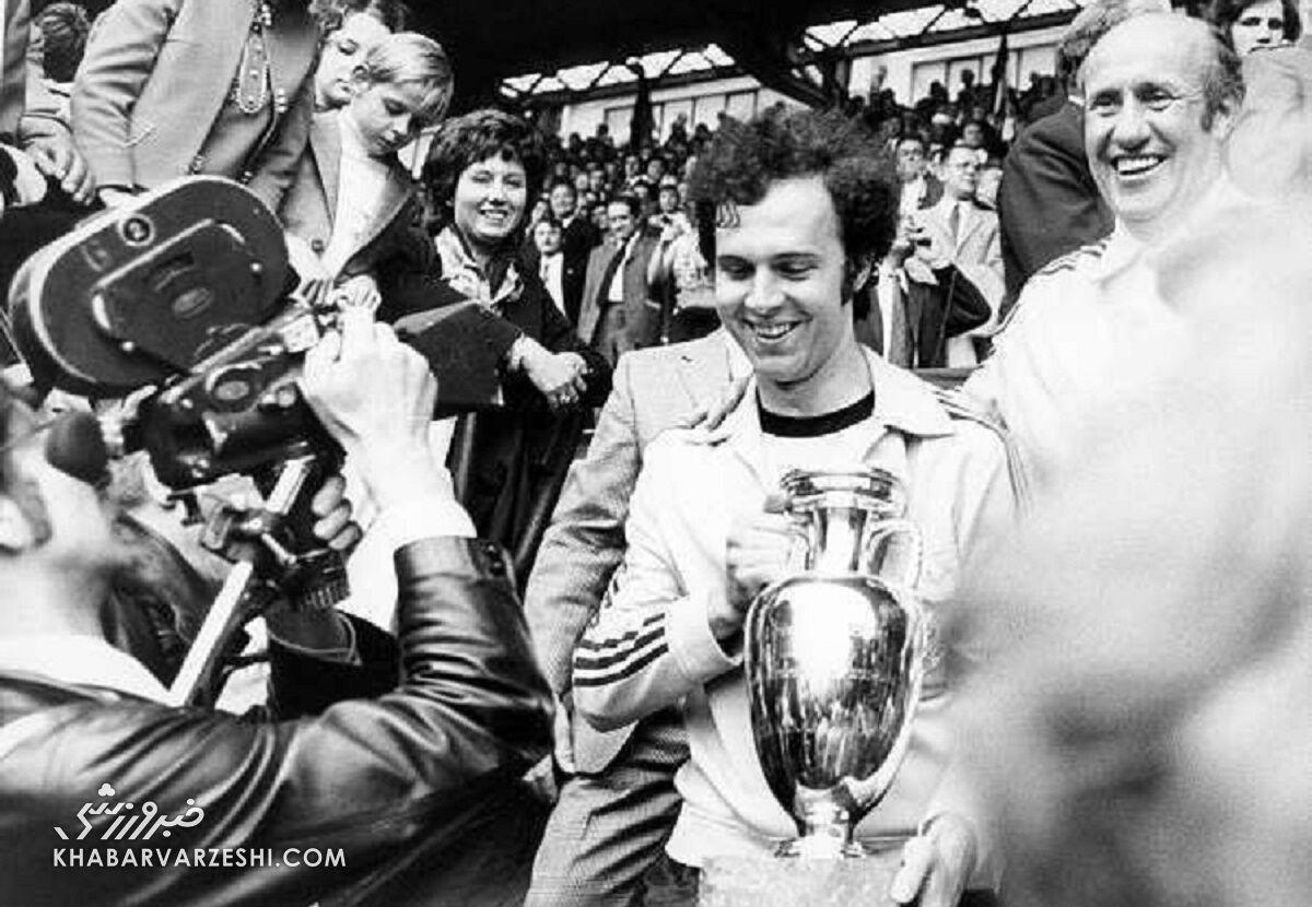 قهرمانان جام ملتهای اروپا (1972 - آلمان)