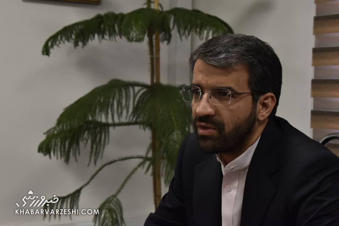 جعفر سمیعی؛ جلسه کمیته حقوقی باشگاه پرسپولیس