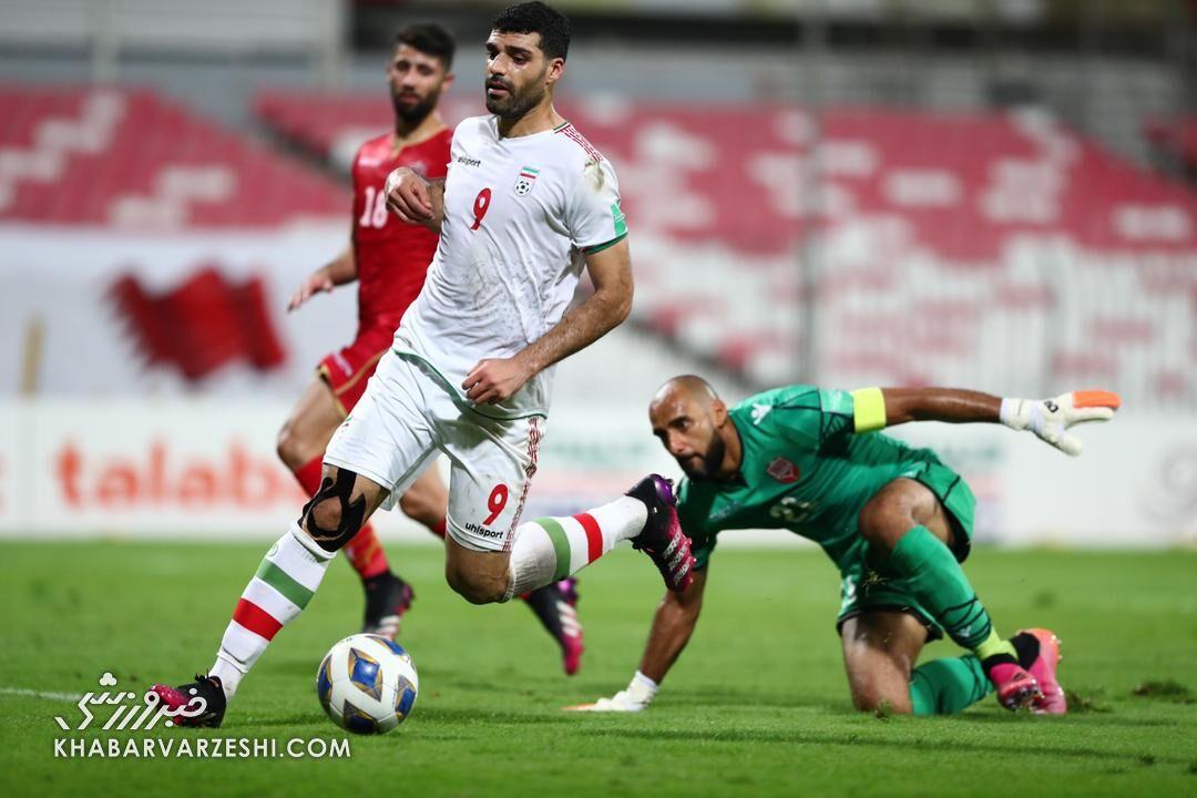 چرا بحرینیها دیروز بیاخلاق نشدند؟/ سوییچ اسکوچیچ جواب داد/ کریم باقری اثرش را گذاشت/ بحرین دل ما را شکسته بود؛ حالا ادب شد