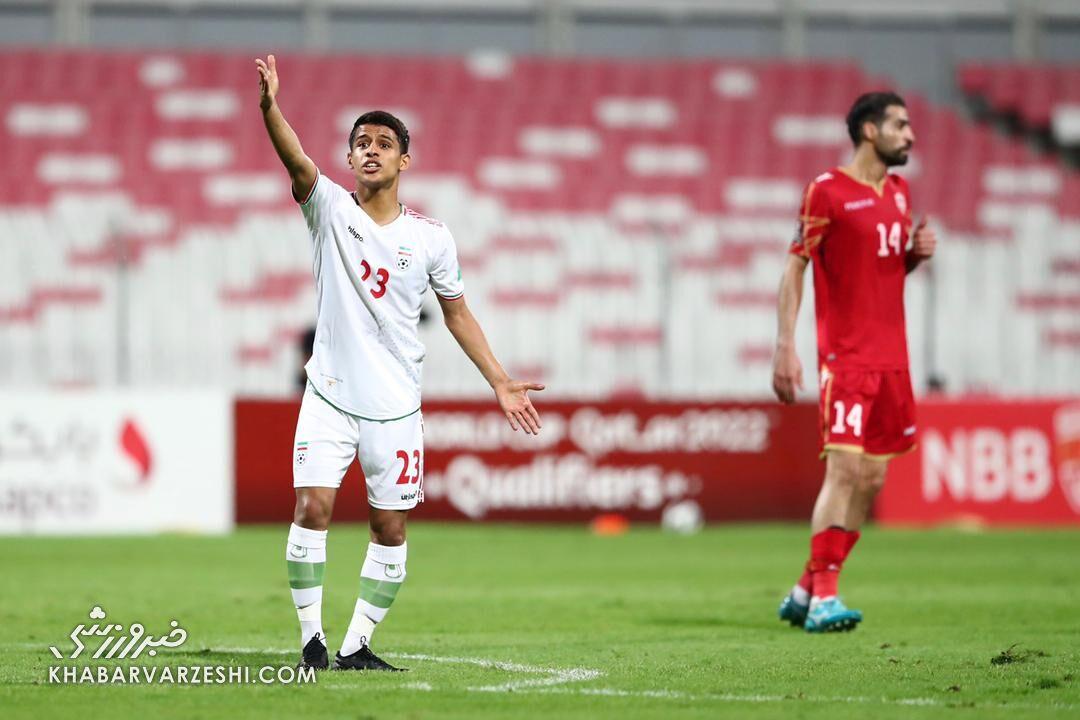 مذاکره قطریها با ستاره استقلال در اردوی تیم ملی؟