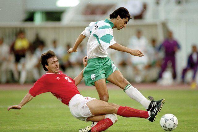 خاطره تلخ ملی پوش ایرانی از بازی با عراق؛ دوباره توهم کارت قرمز/ کجایی بنجامین ویلیامز؟