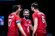 ایران ۳ - آمریکا صفر/ برتری قاطع بلندقامتان ایرانی برابر یانکیها؛ کاظمی ستاره زمین شد