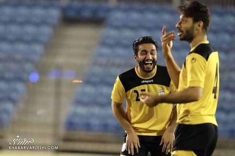 سیامک نعمتی؛ تمرین تیم ملی ایران در بحرین (18 خرداد 1400)