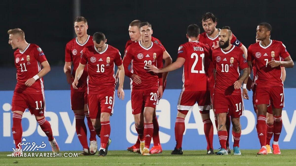 مجارستان (گروه F یورو 2020)