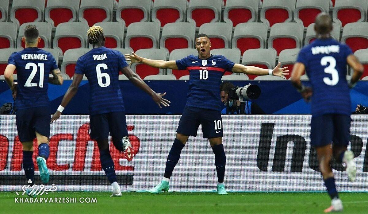 فرانسه (گروه F یورو 2020)