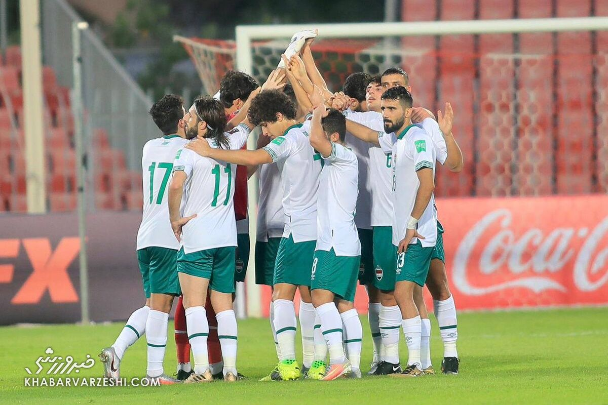 هشدار جدی بازیکنان عراق به هواداران برای بازی ایران؛ تیراندازی نکنید!
