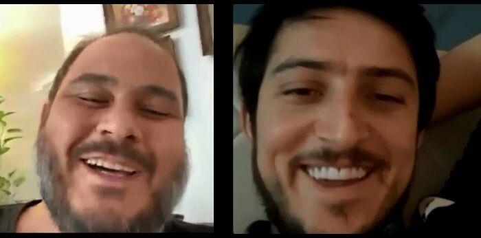 ویدیو| صحبتهای سردار آزمون در لایو رضا داوودنژاد