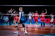 گزارش تصویری| برتری قاطع والیبالیستها ایران مقابل آمریکا