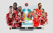 بلژیک – روسیه؛ نبرد مدعی و تیم مرموز