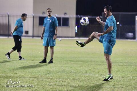 کریم باقری؛ تمرین تیم ملی ایران در بحرین (19 خرداد 1400)