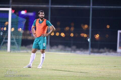 کریم انصاریفرد؛ تمرین تیم ملی ایران در بحرین (19 خرداد 1400)