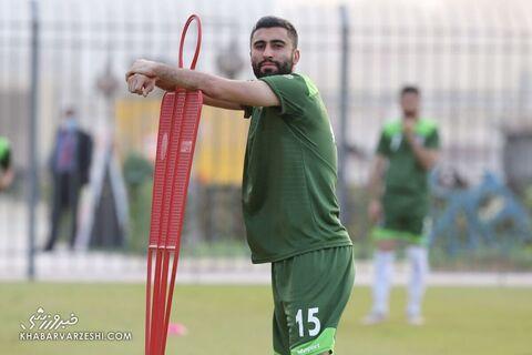 کاوه رضایی؛ تمرین تیم ملی ایران در بحرین (20 خرداد 1400)