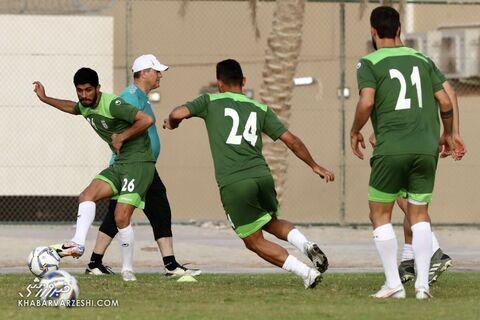 دانیال اسماعیلیفر؛ تمرین تیم ملی ایران در بحرین (20 خرداد 1400)