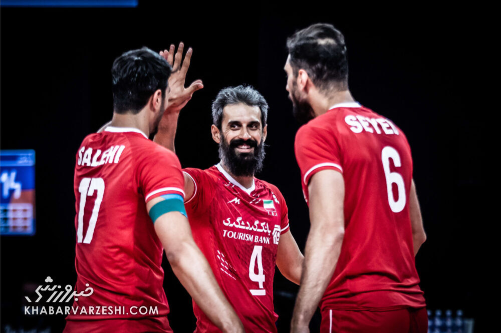 دو ملیپوش دیگر از لیست تیم ملی خط خوردند/ تیم المپیک والیبال ایران معرفی شد