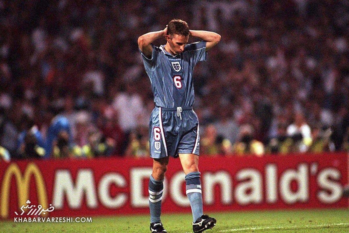 ماندگارترین لحظات یورو (پنالتی ساوتگیت)