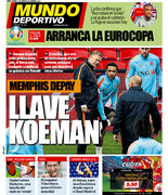 روزنامه موندو  کومان کلید خرید ممفیس