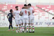 کامبوج صفر - ایران ۱۰/ آتش بازی تیم ملی ایران قبل از بازی با عراق