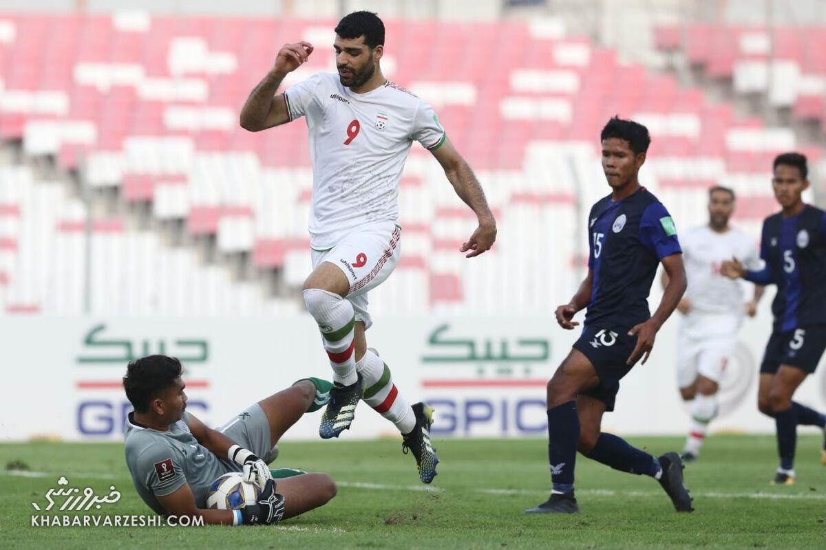 واکنش تند طارمی به عزتاللهی/ قدیمیترهای تیم ملی اجازه پنالتی زدن به طارمی ندادند!