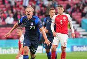 دانمارک صفر - فنلاند یک/ تراژدی دینامیتها تکمیل شد