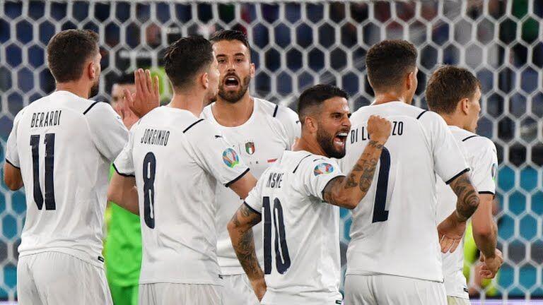 ویدیو  خلاصه بازی ترکیه ۰-۳ ایتالیا