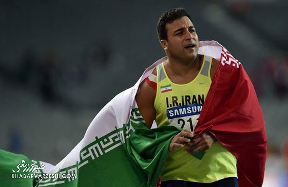 پسر نقرهای ایران از مصدومیتش میگوید/ حدادی به المپیک میرسد؟