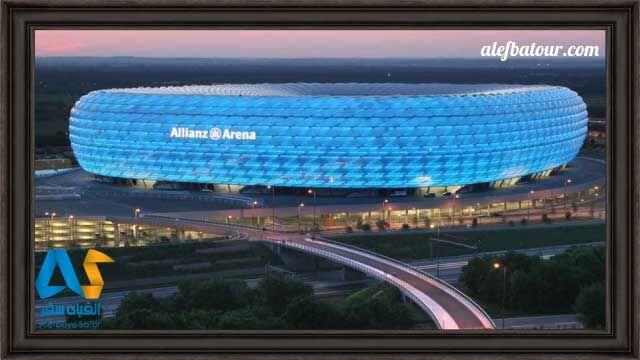 ورزشگاه آلیانز آرنا، قلب تپنده مونیخ