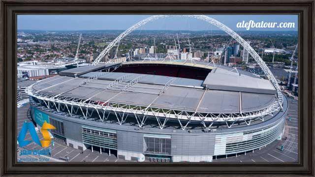 ورزشگاه ومبلی میزبان یورو 2021