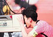 عکس  حرکت زیبای یک بازیکن آسیایی به یاد اریکسن