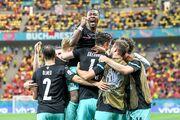 اتریش ۳ - مقدونیهشمالی یک/ اولین برد تاریخ اتریش در یورو