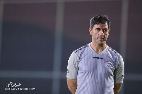 کریم باقری؛ تمرین تیم ملی ایران در بحرین (23 خرداد 1400)