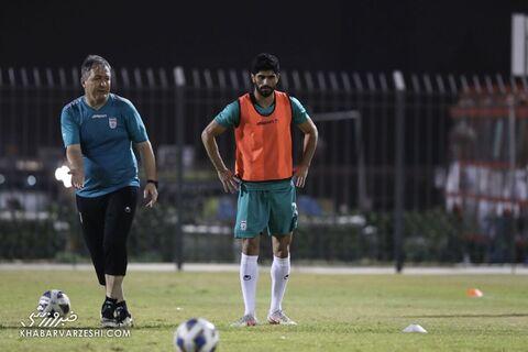 دراگان اسکوچیچ؛ تمرین تیم ملی ایران در بحرین (23 خرداد 1400)
