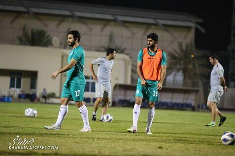 دانیال اسماعیلیفر؛ تمرین تیم ملی ایران در بحرین (23 خرداد 1400)