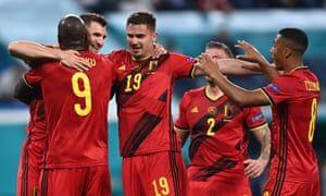 ویدیو| خلاصه بازی بلژیک ۳-۰ روسیه