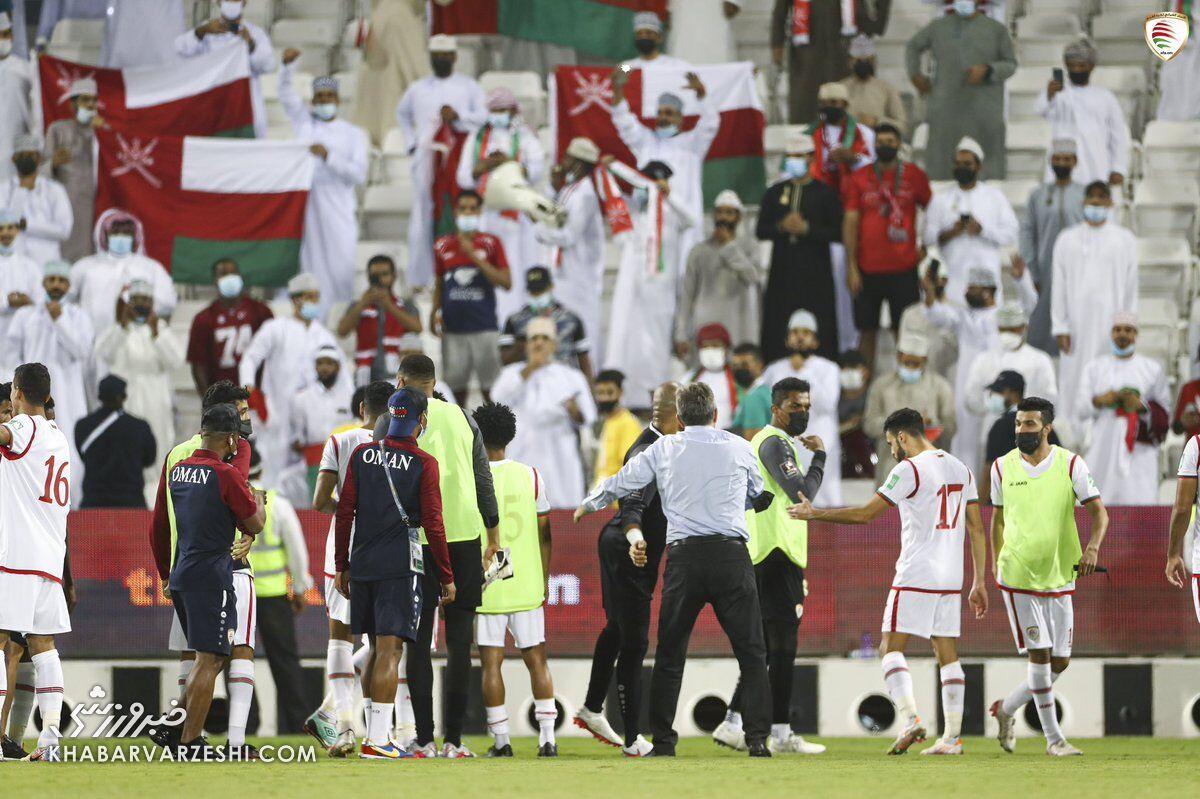 تمجید رسانههای عمانی از برانکو