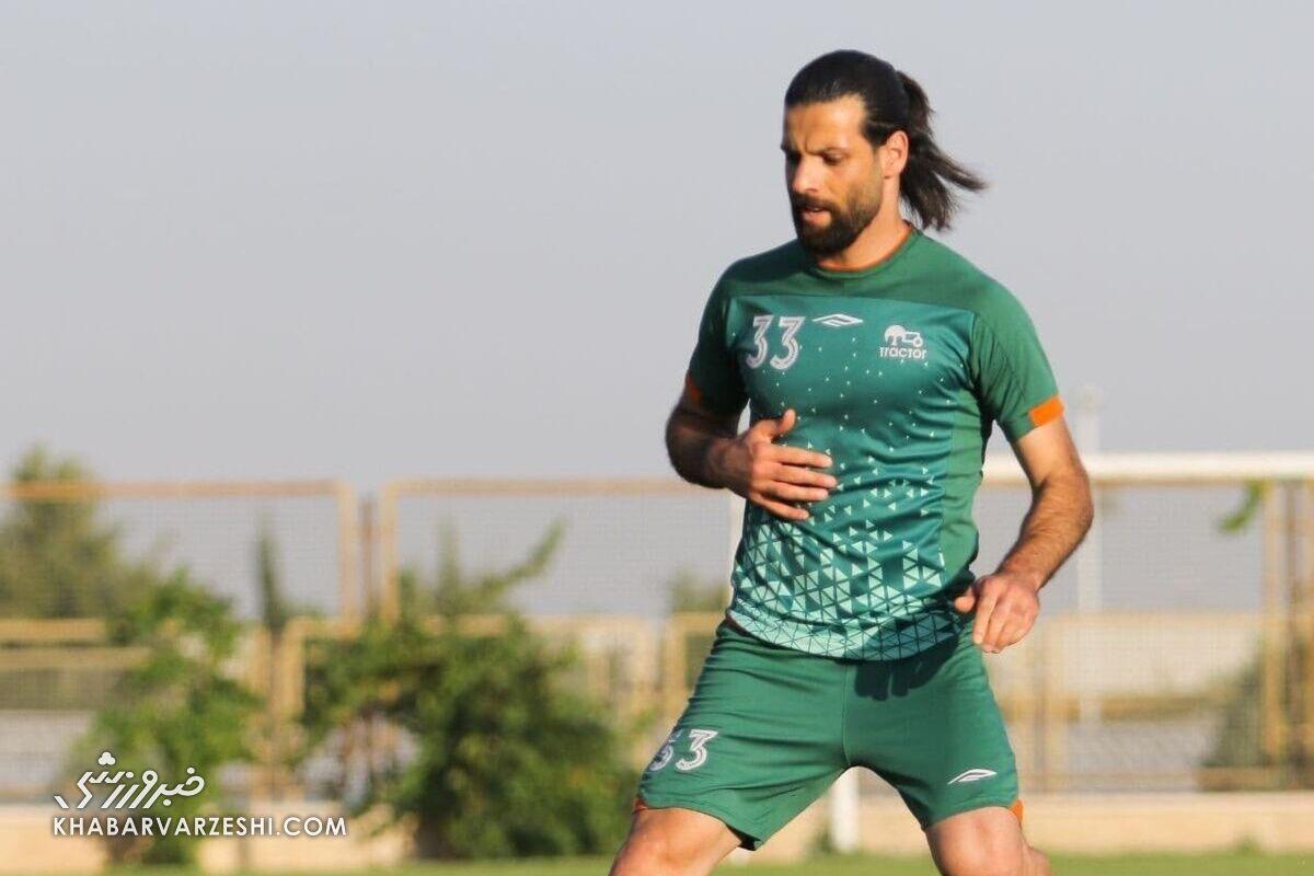 آقای گل پرسپولیسی علیه یحیی و تیمش