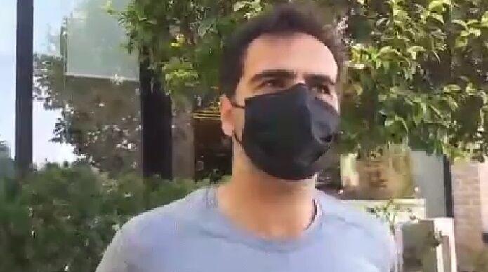 ویدیو| واکنش مربی استقلال به تقابل با پرسپولیس در جام حذفی