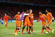 هلند ۳ - اوکراین ۲/ ماراتن جذاب آمستردام را نارنجیها بردند