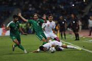 عکس  توییت جالب مربی سابق عراق در مورد بازی با ایران
